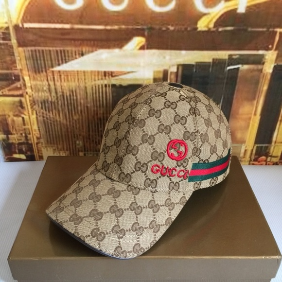 dc95ccf2edaf Gucci Accessories | Snapback Cap Nwt | Poshmark